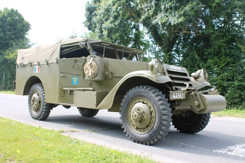 Military Vehicles For Sale Canada >> M3A1 SCOUT CAR for sale