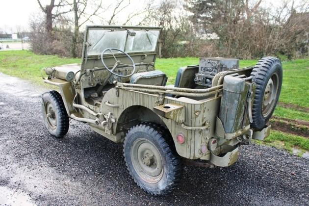 Jeep hotchkiss - willys