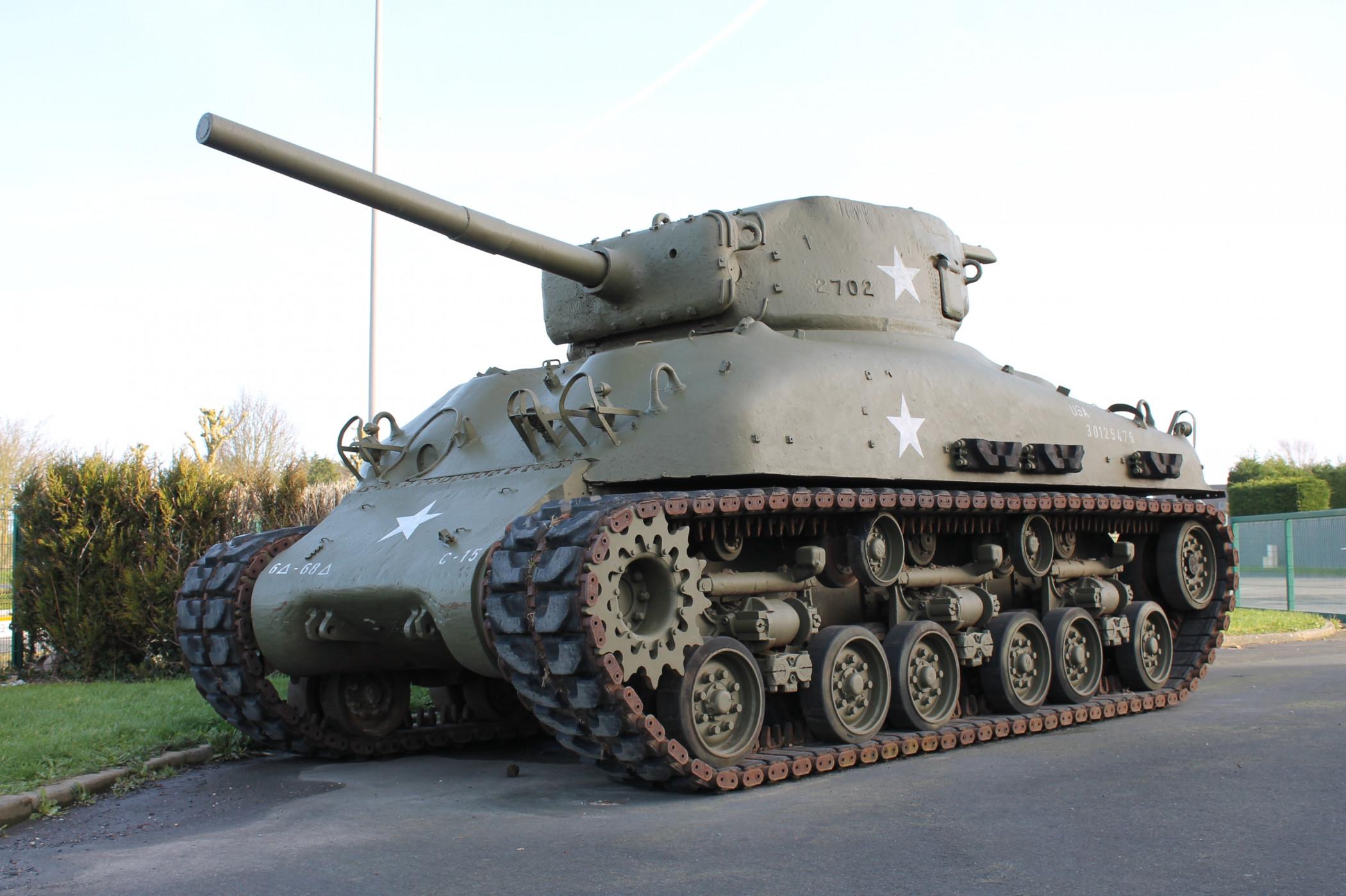 M4A1-E8 Sherman