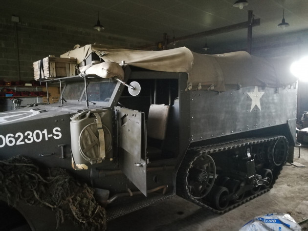 Half track m3a1 de 1944