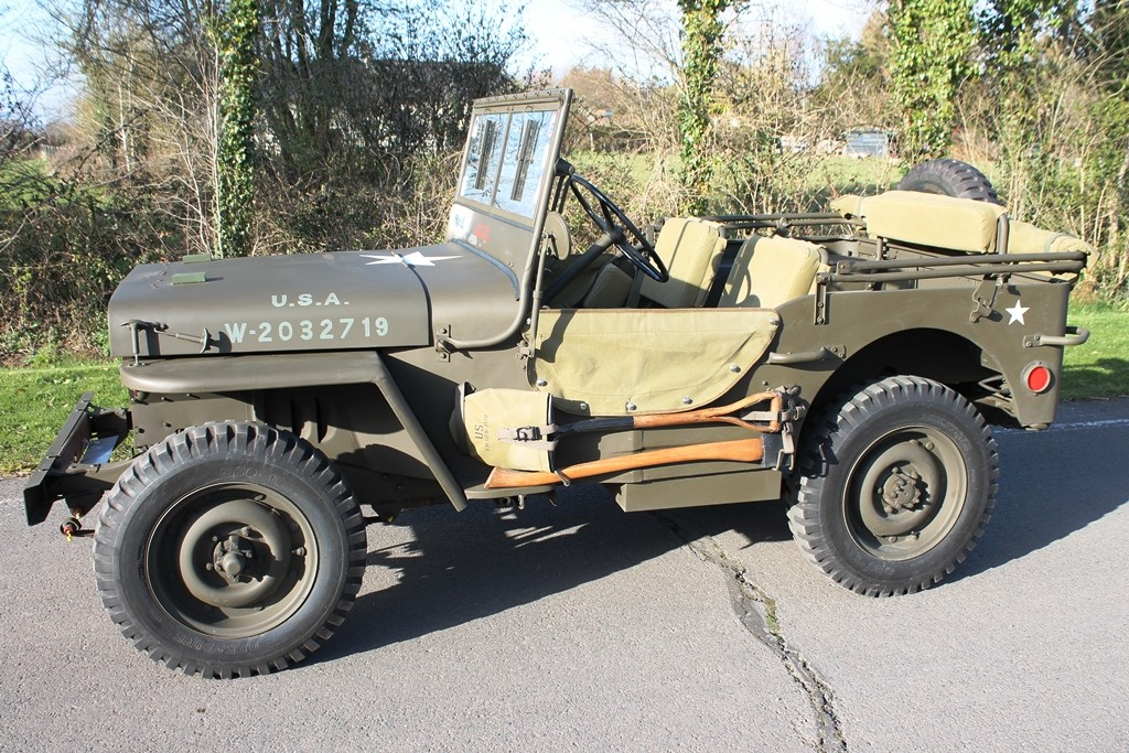 Jeep willys early