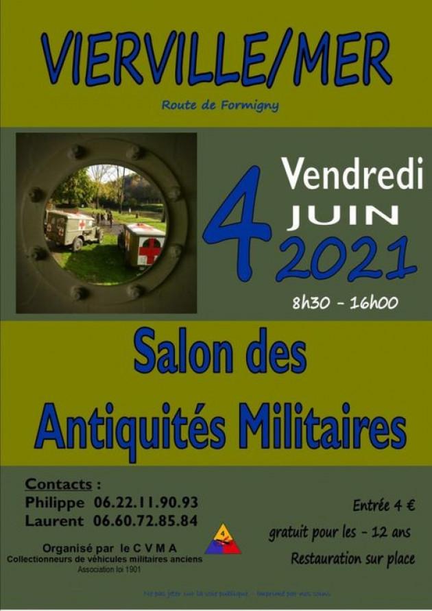 Salon des antiquités militaires