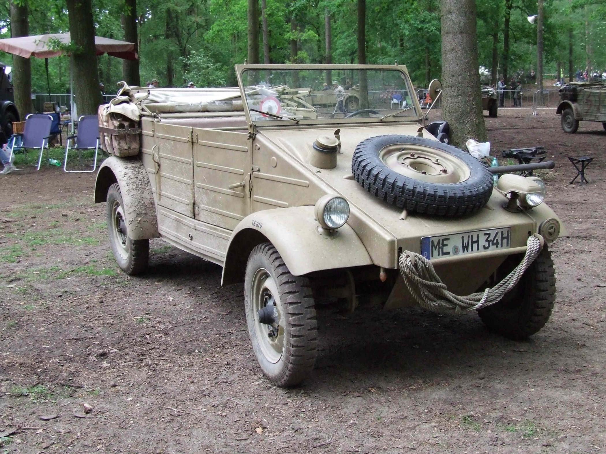 Recherche Kubelwagen