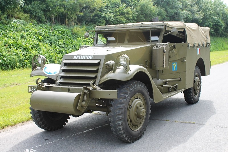 M3A1 SCOUT CAR for sale