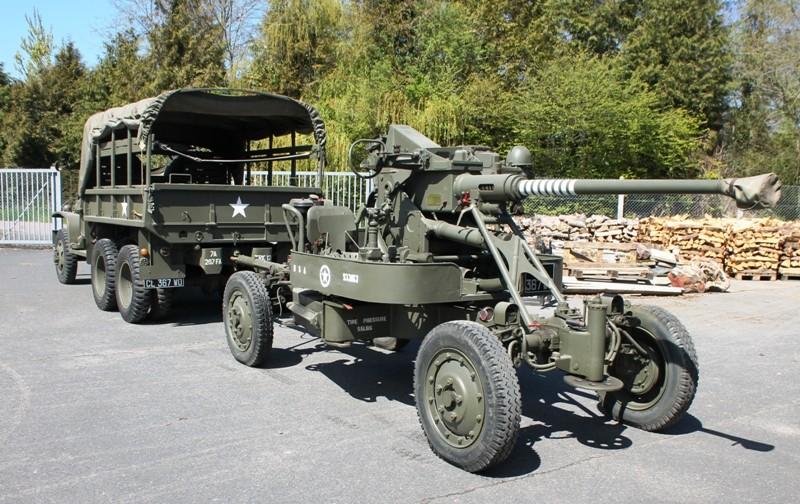 GMC cckw352 & canon Bofors M2
