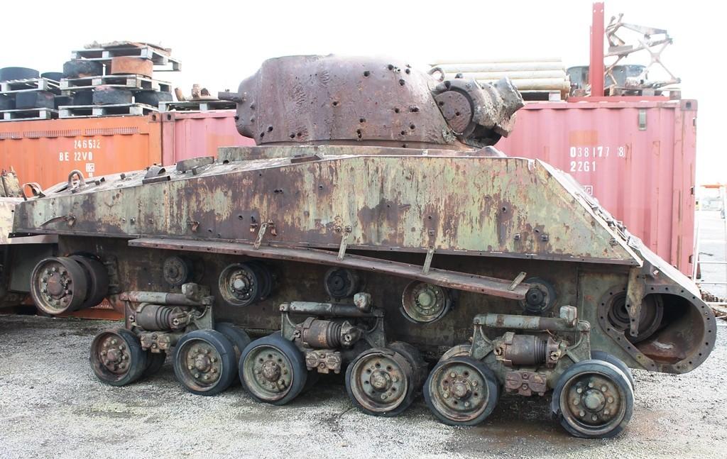 M4 Sherman A3 E8
