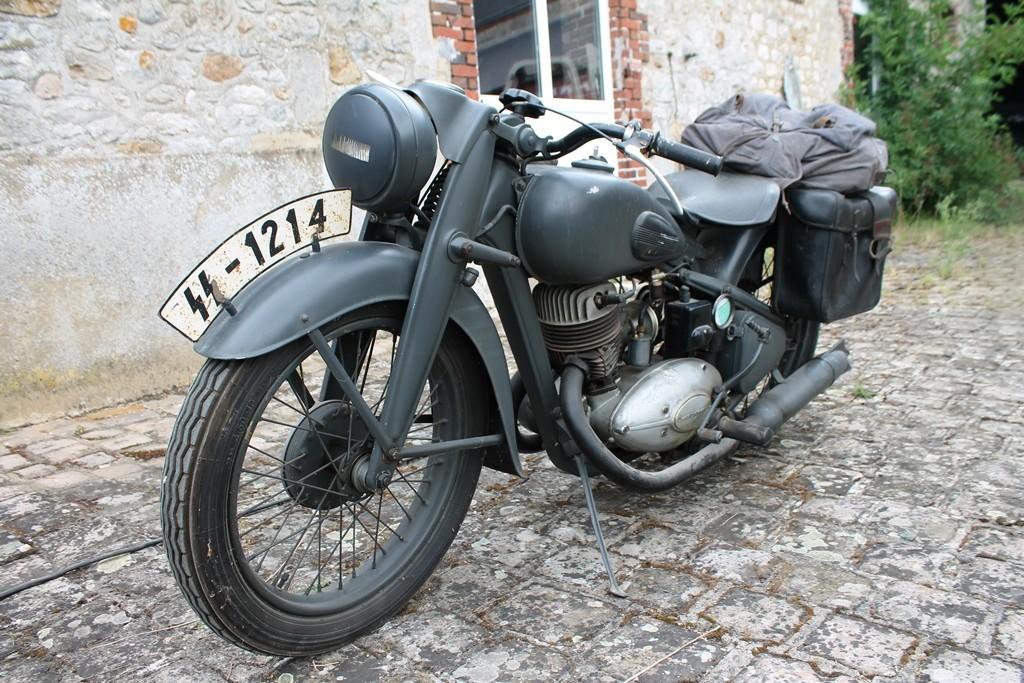 Moto DKW nz-350