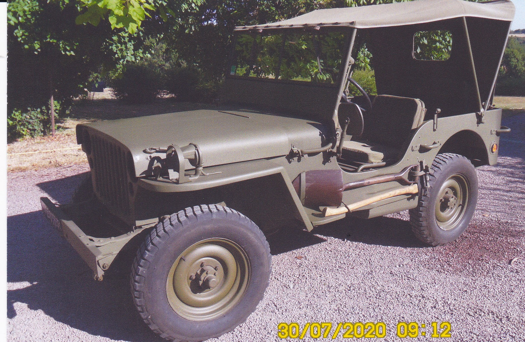 Jeep Hotchkiss M 201