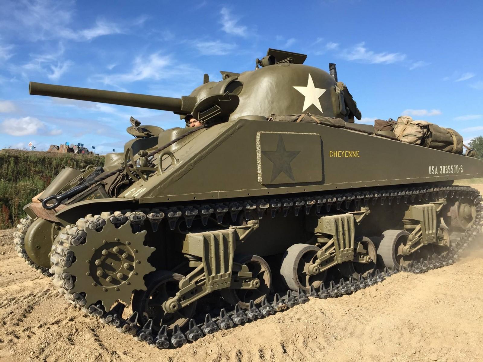 M4 Sherman